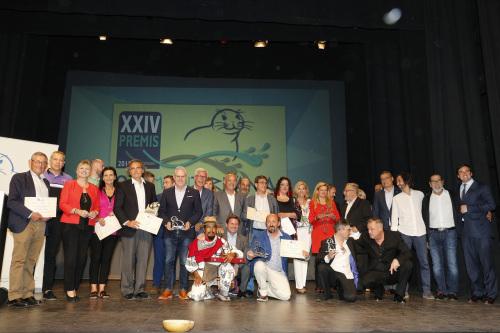 Los Premis Ones ponen en valor a las persones valientes y la lucha contra la corrupción en una gala inolvidable