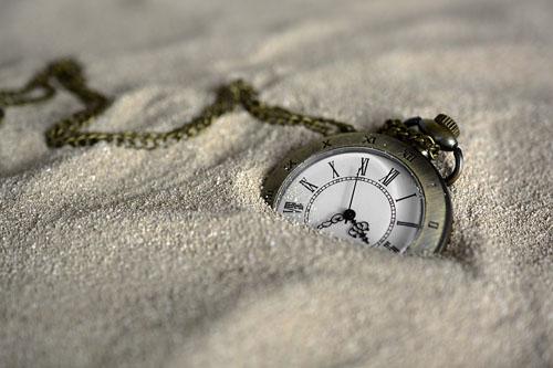Nos están robando parte del tiempo y de la vida